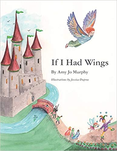 If I Had Wings Book Cover