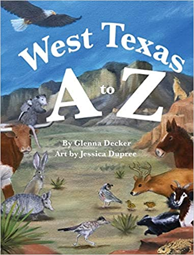 West Texas A-Z Book Cover