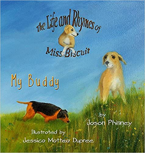 The Life and Rhymes of Biscuit Book Cover